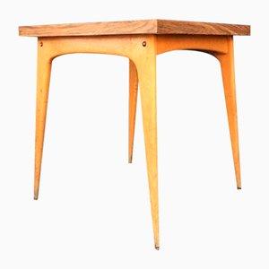 Tavolo da bistrò vintage di Stella, anni '60