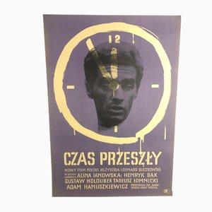 Poster del film vintage di Franciszek Starowieyski, 1961