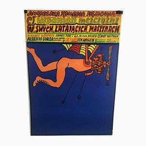 Vintage Movie Poster by Franciszek Starowieyski, 1967