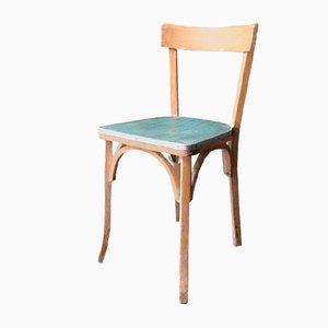 Vintage Bistro Chair from Baumann, 1950s