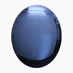 Miroir Convexe Sans Cadre Orbis Bleu par Alguacil & Perkoff Ltd