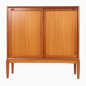 Vintage Danish Mahogany Cabinet by H. W. Klein for Bramin, 1970s