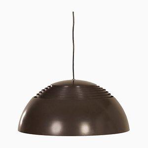Lámpara de techo de Arne Jacobsen para Louis Poulsen, años 70
