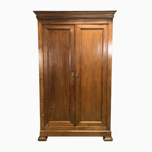 Antique Louis Philippe Chestnut Wardrobe
