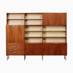 Mueble de palisandro de Cees Braakman para Pastoe, años 60