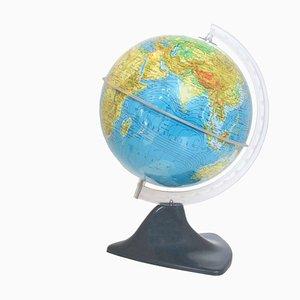 Mid-Century Italian Illuminated Globe, 1970s