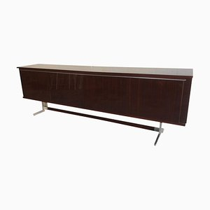 Mahogany Sideboard by Alfred Hendrickx for Belform, 1960s