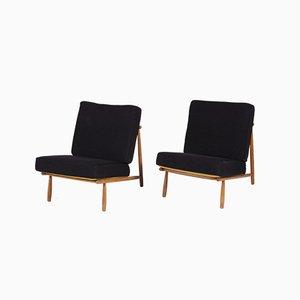 Niedrige Sessel von Alf Svensson für Dux, 1952, 2er Set