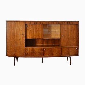 Rosewood Buffet by Oswald Vermaercke for V-Form, 1960s