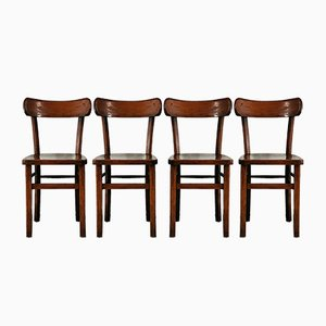 Vintage Dining Chairs from Luterma, Set of 4