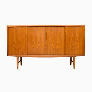 Danish Teak Sideboard by Axel Christensen for ACO, 1960s