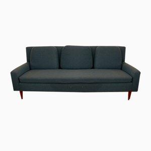 Vintage Blue Sofa