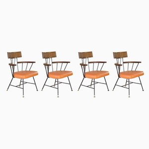 Dining Chairs by Richard McCarthy for Selrite, 1960s, Set of 4