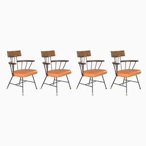 Esszimmerstühle von Richard McCarthy für Sellite, 1960er, 4er Set