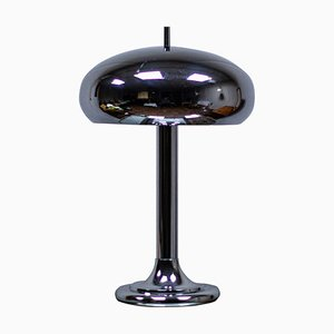 Mid-Century Chrome Table Lamp, 1970s