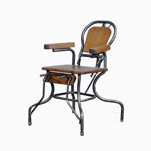 Chaise de Dentiste Antique par C. Ash And Sons