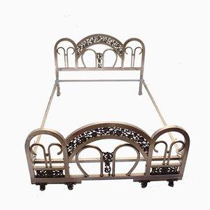 Estructura de cama española, años 30