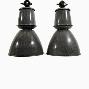 Ceiling Lamps from ESC, 1960s, Set of 2