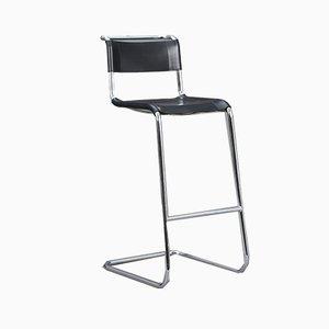 Chaise de Bar Modèle S39 L par Mart Stam pour Thonet, 1980s
