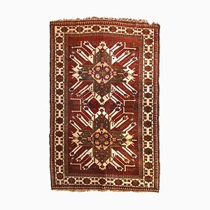 Caucasian Kazak Rug, 1950s