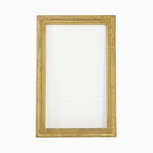 Antique French Gilt Framed Mirror