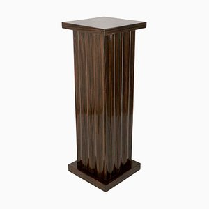 Veneered Fluted Column, 1930s