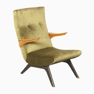 Dutch Armchair from Van Os, 1950s