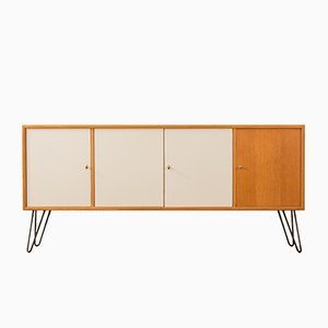 German Oak Veneer Sideboard from WK Möbel, 1960s