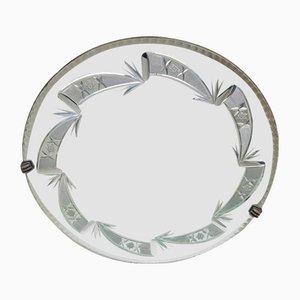 Round Mirror, 1960s