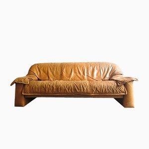 Canapé en Cuir, 1970s