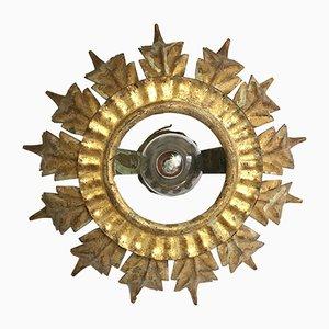 Spanische Mid-Century Deckenlampe