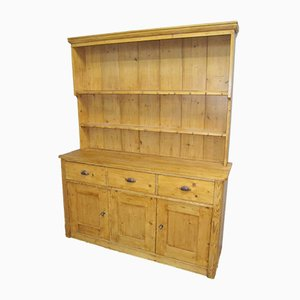 Antique English Pine Buffet