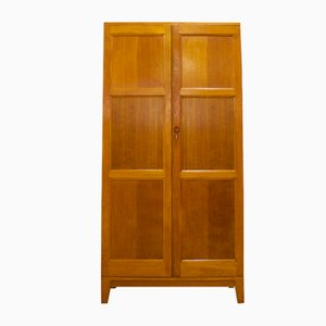 Teak Wardrobe from Air Ministry, 1950s