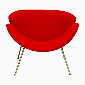 Poltrona Fauteuil Orange Slice di Pierre Paulin per Artifort, anni '60