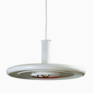 Danish Optima Pendant Lamp by Hans Due for Fog & Mørup, 1972