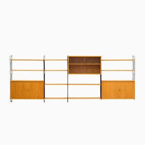 German Wall Unit Set from WHB, 1960s