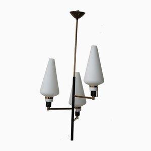 Mid-Century Ceiling Lamp from Stilnovo, 1950s