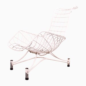 Chaise Longue de Jardin par Vladimir Kagan, 1950s
