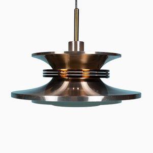 Mid-Century Pendant Lamp by Bent Nordsted for Lyskær Belysning