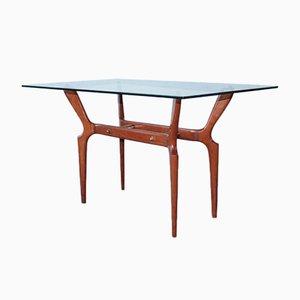 Table Basse Mid-Century par Cesare Lacca, années 50