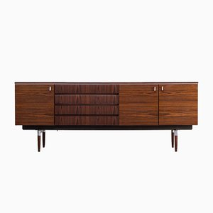 Dutch Rosewood Veneer Sideboard, 1960s