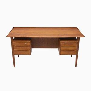 Dänischer Schreibtisch aus Teak von Peter Løvig Nielsen für Løvig, 1966