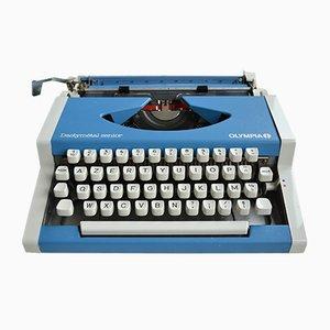 Tragbare Schreibmaschine von Olympia, 1970er