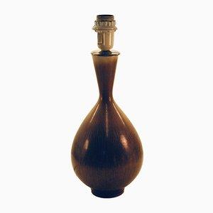 Table Lamp by Berndt Friberg for Gustavsberg, 1950s