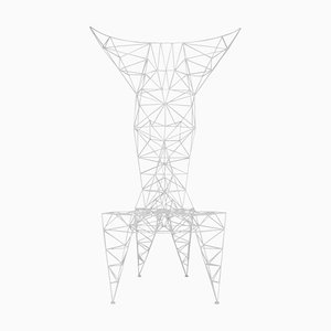 British Pylon Lounge Chair by Tom Dixon, 1999