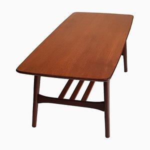 Coffee Table by Louis van Teeffelen for WéBé, 1960s