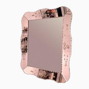 Rectangular Venetian Mirror, 1960s