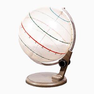 Undurchsichtiger Globus, 1950er