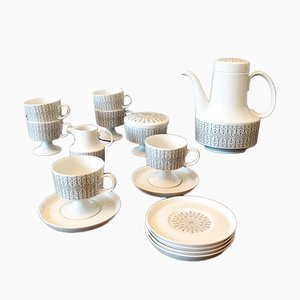 Coffee Service Set by Tapio Wirkkala for Rosenthal, 1960s