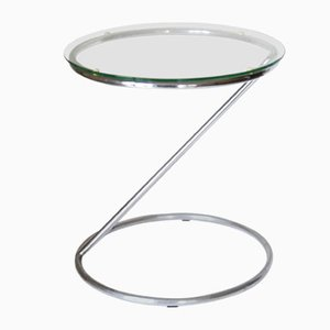 Modernist Side Table by Jan Schröfer for De Cirkel Amsterdam, 1930s